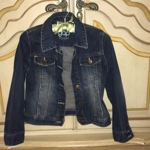 GAP Kids Denim Jacket, Kid's size Large